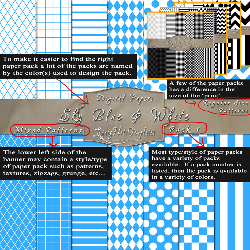 44+ Fields Of Spring Digital Paper Pack Crafter Files