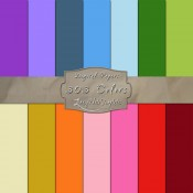 Solid Color Pack – 303 Digital Papers