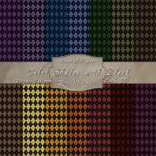 Aryle in Color Shades & Black – Digital Paper Pack 33