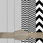 Chevron Pattern – Digital Overlays
