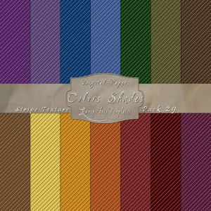 12x12 Texture Color Shades - Pack029 Display