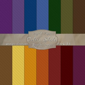 12x12 Texture Color Shades - Pack033 Display