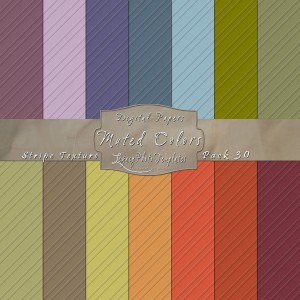 12x12 Texture Muted Colors - Pack030 Display