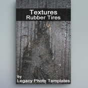 50 Textures of Rubber Tires