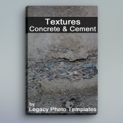50 Textures of Concrete & Cement – Pack 1