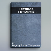 50 Textures of Metal Images – Pack 1